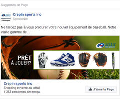 Crépin sports